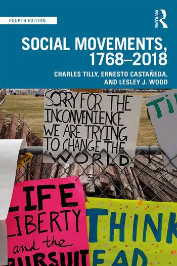 Social Movements 1768 - 2018 book cover