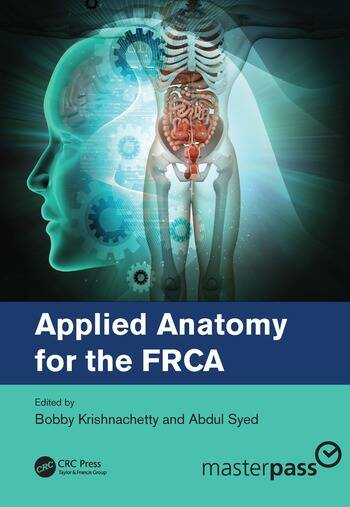 Applied Anatomy for the FRCA book cover