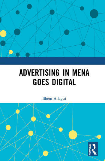 Advertising in MENA Goes Digital book cover