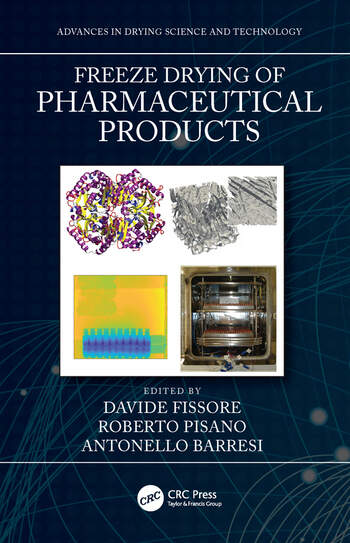 Freeze Drying of Pharmaceutical Products book cover