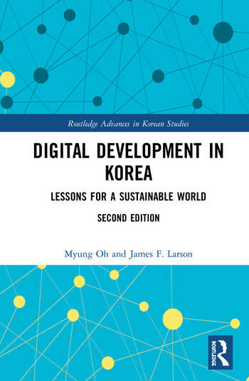 Digital Development in Korea Lessons for a Sustainable World book cover