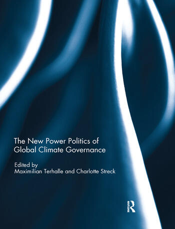 The New Power Politics of Global Climate Governance book cover