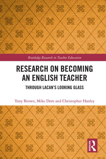 Research on Becoming an English Teacher Through Lacan's Looking Glass book cover
