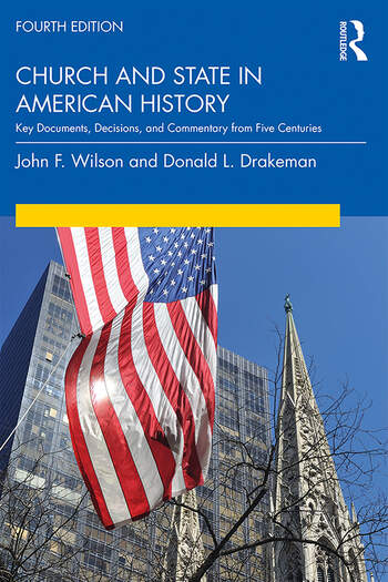 Church and State in American History Key Documents, Decisions, and Commentary from the Past Four Centuries book cover