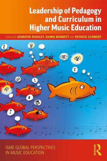 Leadership of Pedagogy and Curriculum in Higher Music Education book cover