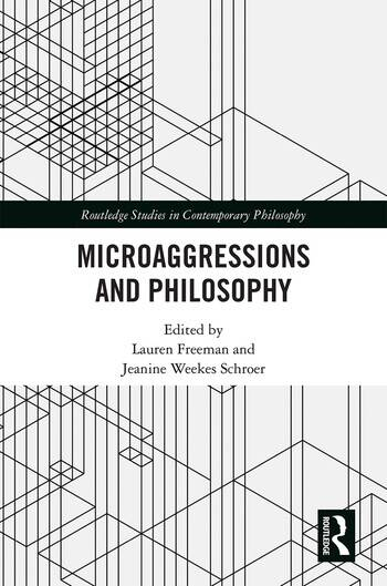 Microaggressions and Philosophy book cover