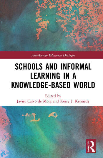 Schools and Informal Learning in a Knowledge-Based World book cover