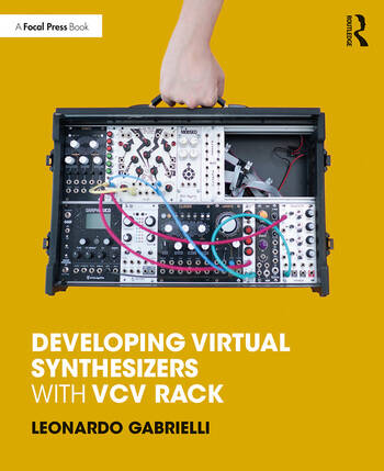 Developing Virtual Synthesizers with VCV Rack book cover