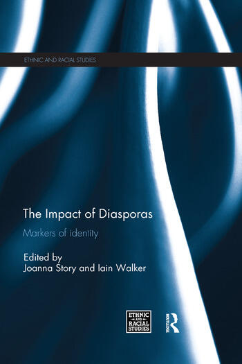The Impact of Diasporas Markers of identity book cover