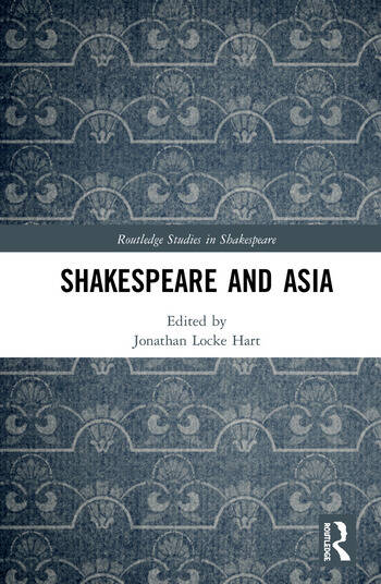 Shakespeare and Asia book cover
