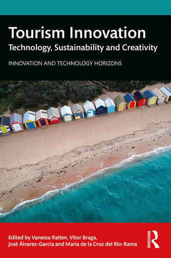 Tourism Innovation Technology, Sustainability and Creativity book cover