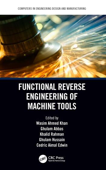 Functional Reverse Engineering of Machine Tools book cover