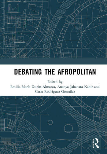 Debating the Afropolitan book cover