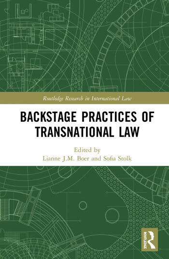 Backstage Practices of Transnational Law book cover