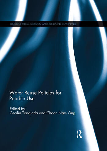 Water Reuse Policies for Potable Use book cover