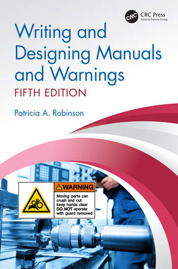 Writing and Designing Manuals and Warnings, Fifth Edition book cover