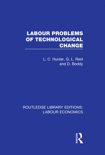 Labour Problems of Technological Change book cover