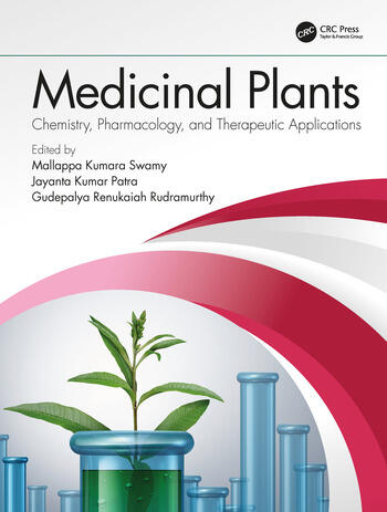 Medicinal Plants Chemistry, Pharmacology, and Therapeutic Applications book cover