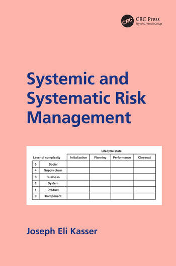 Systemic and Systematic Risk Management book cover