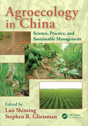 Agroecology in China Science, Practice, and Sustainable Management book cover