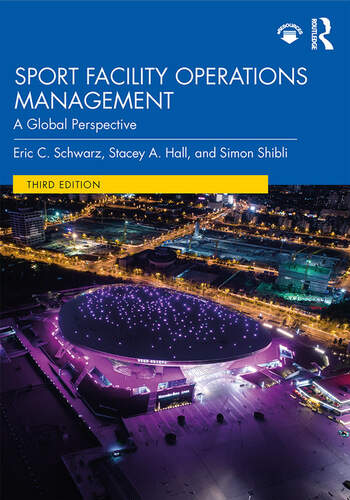 Sport Facility Operations Management A Global Perspective book cover