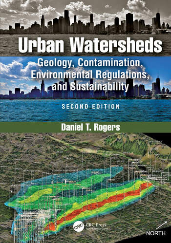 Urban Watersheds Geology, Contamination, Environmental Regulations, and Sustainability, Second Edition book cover