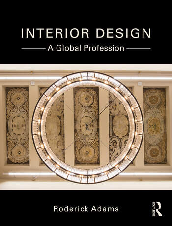 Interior Design A Global Profession book cover