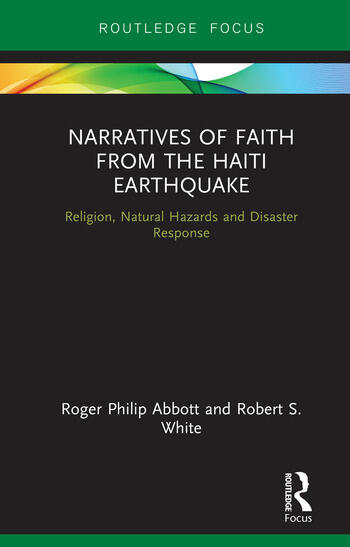 Narratives of Faith from the Haiti Earthquake Religion, Natural Hazards and Disaster Response book cover
