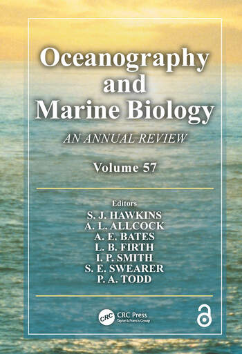 Oceanography and Marine Biology An Annual Review, Volume 57 book cover