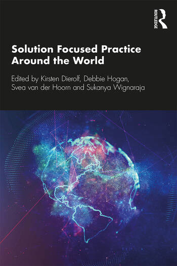 Solution Focused Practice Around the World book cover