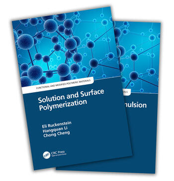 Functional and Modified Polymeric Materials, Two-Volume Set book cover