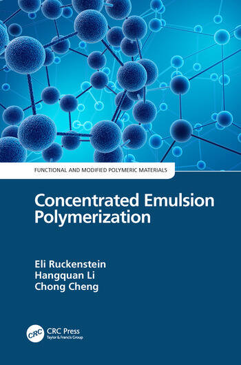 Concentrated Emulsion Polymerization book cover