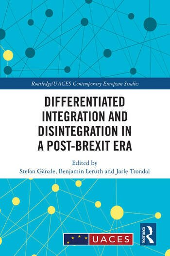 Differentiated Integration and Disintegration in a Post-Brexit Era book cover