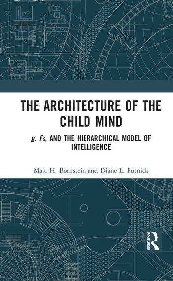 The Architecture of the Child Mind g, Fs, and the Hierarchical Model of Intelligence book cover