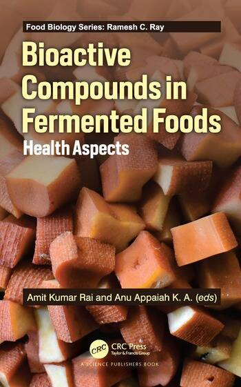 Bioactive compounds in Fermented Foods Health Aspects book cover