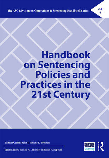 Handbook on Sentencing Policies and Practices in the 21st Century book cover