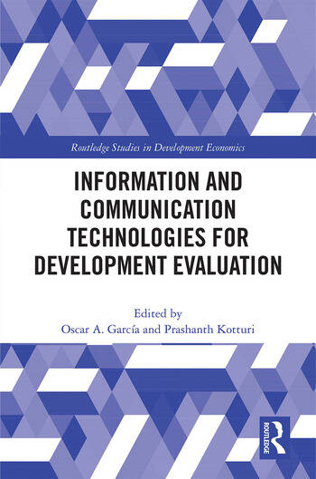 Information and Communication Technologies for Development Evaluation World Bank Series on Evaluation and Development, Volume 10 book cover