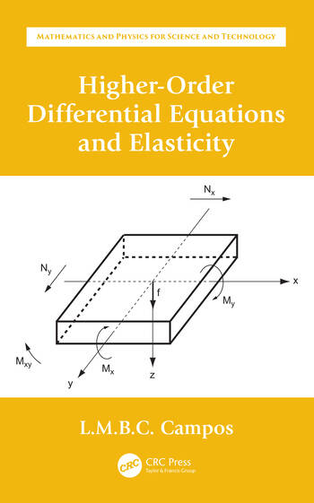 Higher-Order Differential Equations and Elasticity book cover