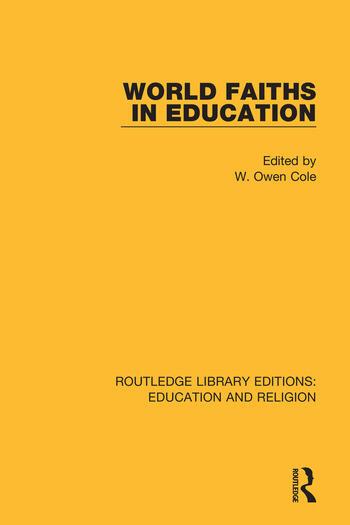 World Faiths in Education book cover