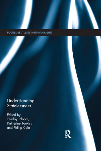 Understanding Statelessness book cover