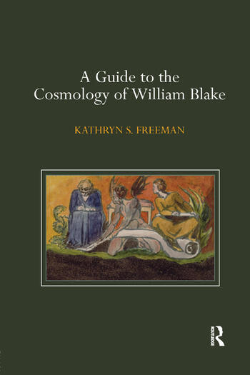A Guide to the Cosmology of William Blake book cover