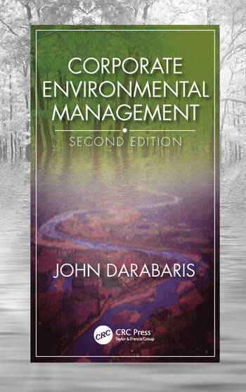 Corporate Environmental Management, Second Edition book cover