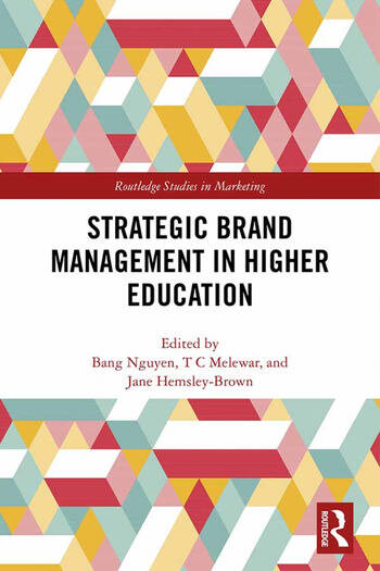 Strategic Brand Management in Higher Education book cover