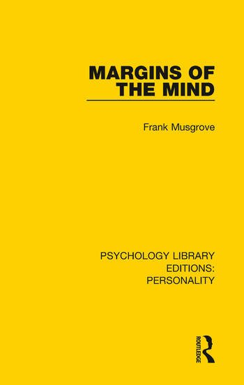Margins of the Mind book cover