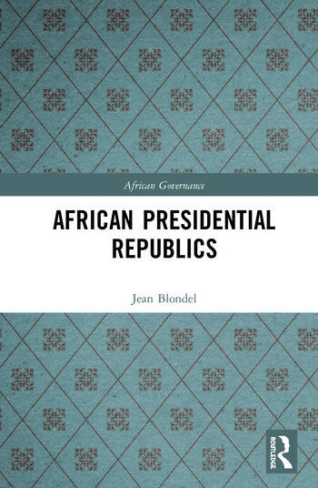 African Presidential Republics book cover