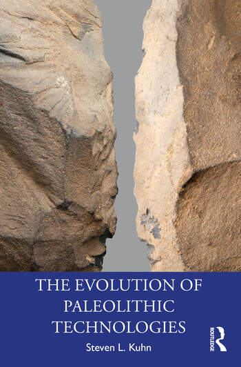 The Evolution of Paleolithic Technologies book cover