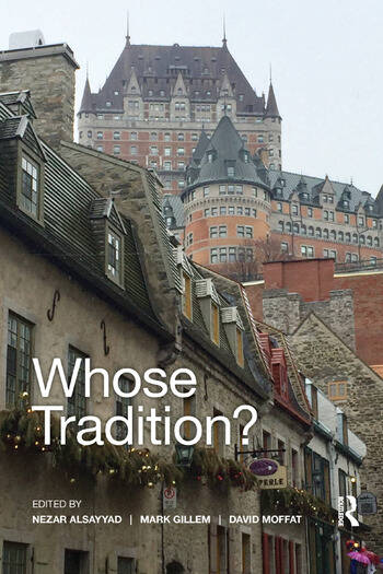 Whose Tradition? Discourses on the Built Environment book cover