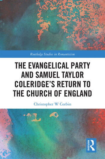 The Evangelical Party and Samuel Taylor Coleridge's Return to the Church of England book cover