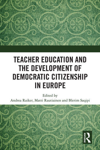 Teacher Education and the Development of Democratic Citizenship in Europe book cover