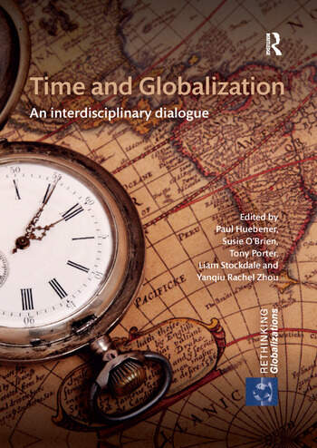 Time and Globalization An interdisciplinary dialogue book cover